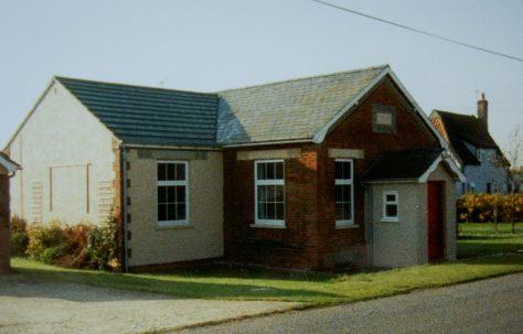 Wyverstone Primitive Methodist chapel