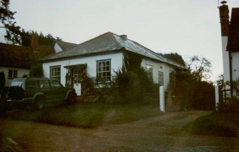 Hadstock Primitive Methodist chapel