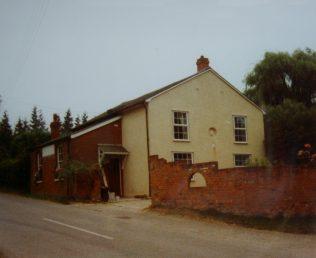former Hempstead Primitive Methodist chapel | Keith Guyler 1990