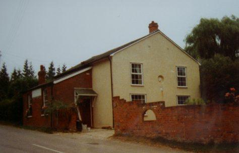 Hempstead Primitive Methodist chapel
