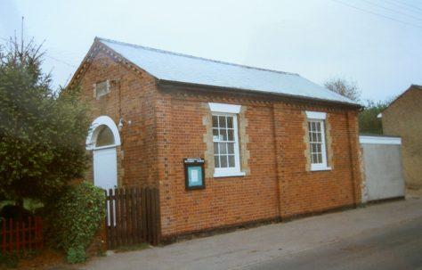 Horseheath Primitive Methodist chapel