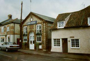 Linton Primitive Methodist chapel in 1996 | Keith Guyler 1996