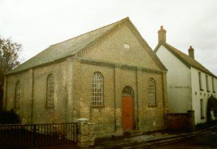 Burwell Primitive Methodist chapel | Keith Guyler 1996