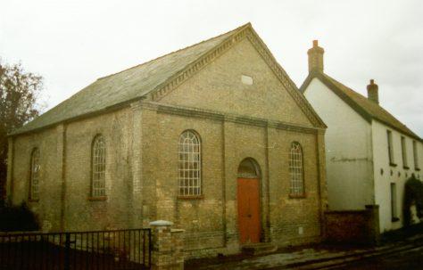 Burwell Primitive Methodist chapel
