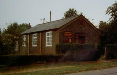Hargrave Primitive Methodist chapel