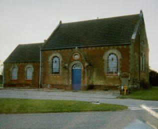 Ousden Primitive Methodist chapel | Keith Guyler 1992