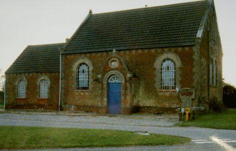 Ousden Primitive Methodist chapel