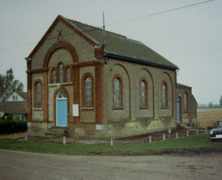 1872 Soham Fen Primitive Methodist Chapel in 1989 | Keith Guyler 1989
