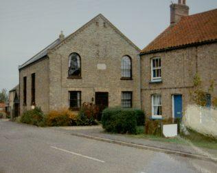 Wicken Primitive Methodist chapel | Keith Guyler 1993