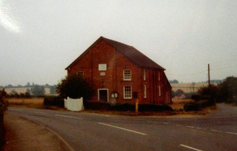 Wickhambrook Ebenezer Primitive Methodist chapel