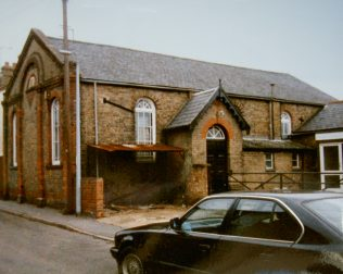 Ely Primitive Methodist chapel | Keith Guyler 1993