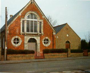 Little Downham Primitive Methodist chapel | Keith Guyler 1994