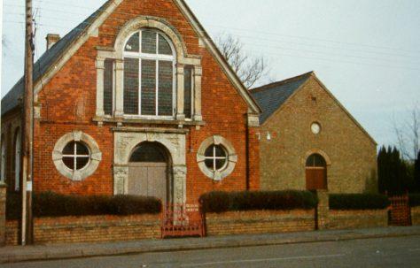Little Downham Primitive Methodist chapel
