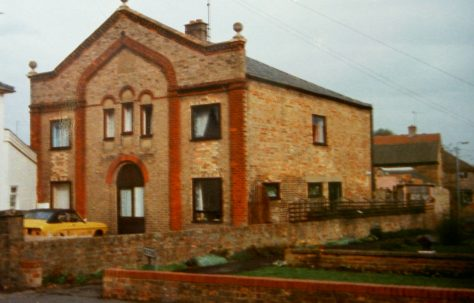 Littleport Primitive Methodist chapel
