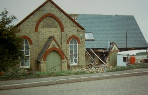 Prickwillow Primitive Methodist chapel