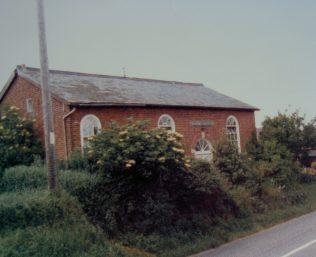 Blythburgh Primitive Methodist chapel | Keith Guyler 1986
