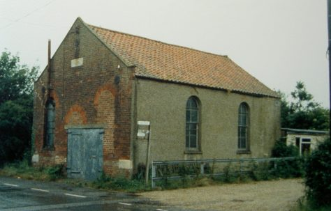 Carlton Colville Primitive Methodist chapel