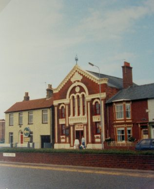 Lowestoft Primitive Methodist chapel | Keith Guyler 1988