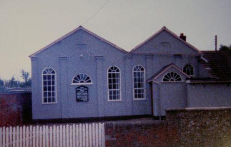 Snape Primitive Methodist chapel