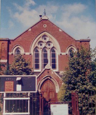 Loddon High Street Primitive Methodist chapel | Keith Guyler 1986