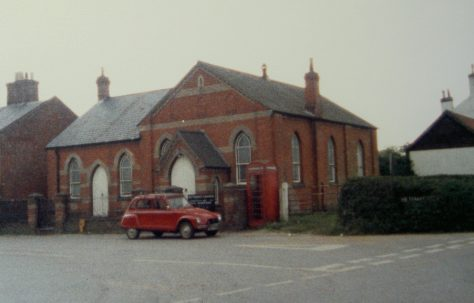 Norton Subcourse Primitive Methodist chapel