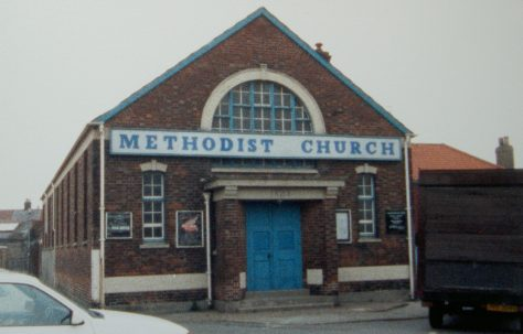 Cobholm Primitive Methodist chapel