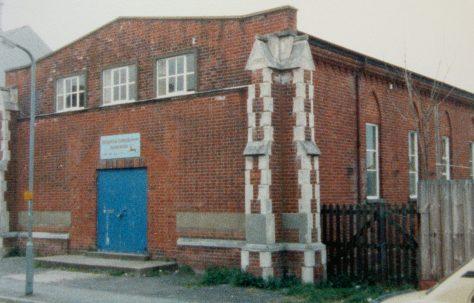 Gorleston Nile Road Primitive Methodist chapel