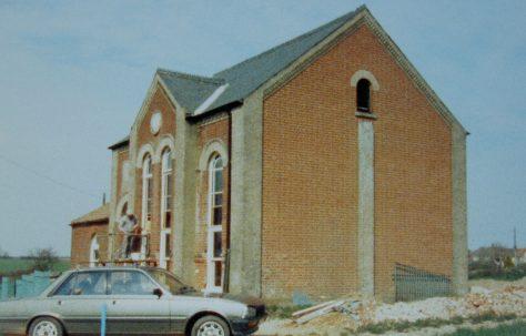 Runham Primitive Methodist chapel