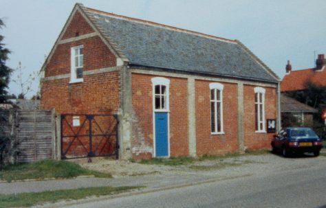 Great Ormesby Primitive Methodist chapel
