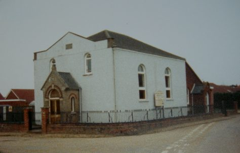 Catfield Primitive Methodist chapel