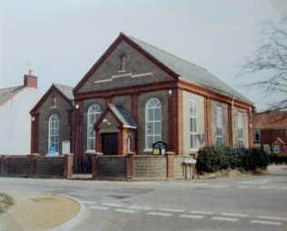 Hemsby Primitive Methodist chapel | Keith Guyler 1988