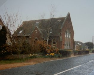 Ludham Primitive Methodist chapel | Keith Guyler 1988