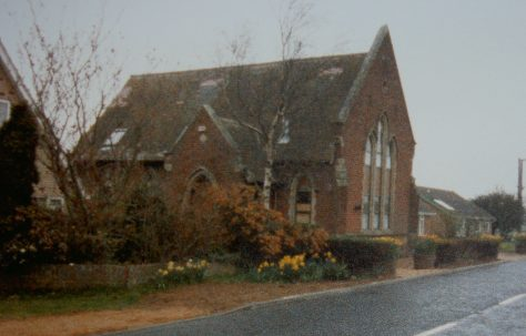 Ludham Primitive Methodist chapel