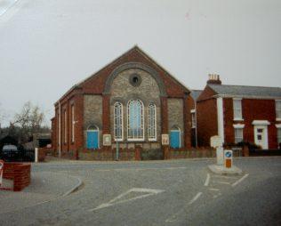 1882 Martham Primitive Methodist Chapel in 1988   Keith Guyler 1988