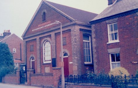 Acle Primitive Methodist chapel