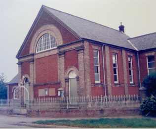 Freethorpe Primitive Methodist chapel | Keith Guyler 1986