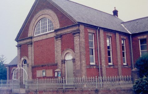 Freethorpe Primitive Methodist chapel