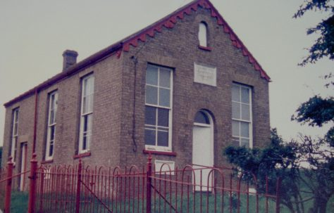 Limpenhoe Primitive Methodist chapel