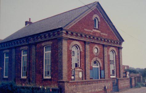 Reedham Primitive Methodist chapel