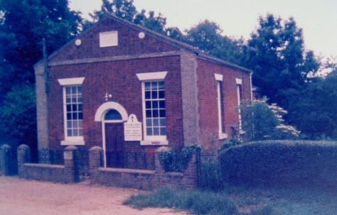 South Walsham Primitive Methodist chapel