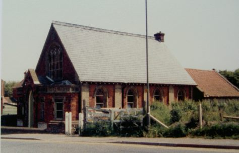 East Runton Primitive Methodist chapel