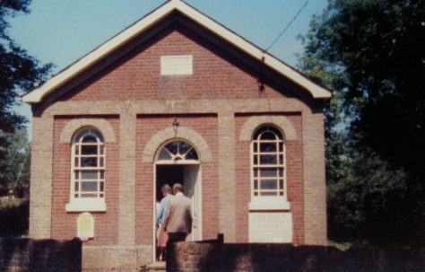 Gresham Primitive Methodist chapel