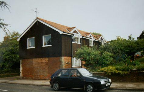 Roughton Primitive Methodist chapel