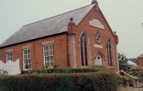 Aldborough Primitive Methodist chapel