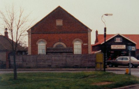 Aylsham Primitive Methodist chapel