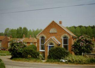 Hunworth Primitive Methodist chapel | Keith Guyler 1998
