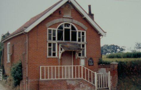 Itteringham Primitive Methodist chapel