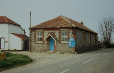 Lessingham Primitive Methodist chapel