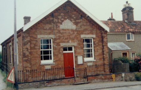 Marsham Primitive Methodist chapel