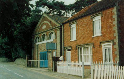Reepham Primitive Methodist chapel